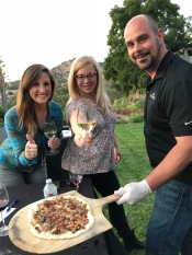 Pizza Making Contest at Stags' Leap Winery