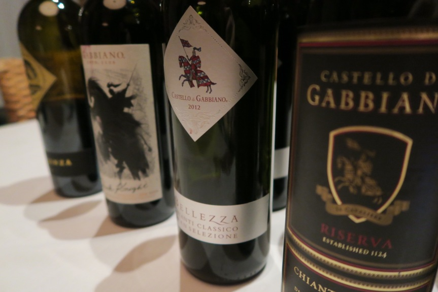 Is Everyone Italian In New Jersey? Introduction to Castello Di Gabbiano