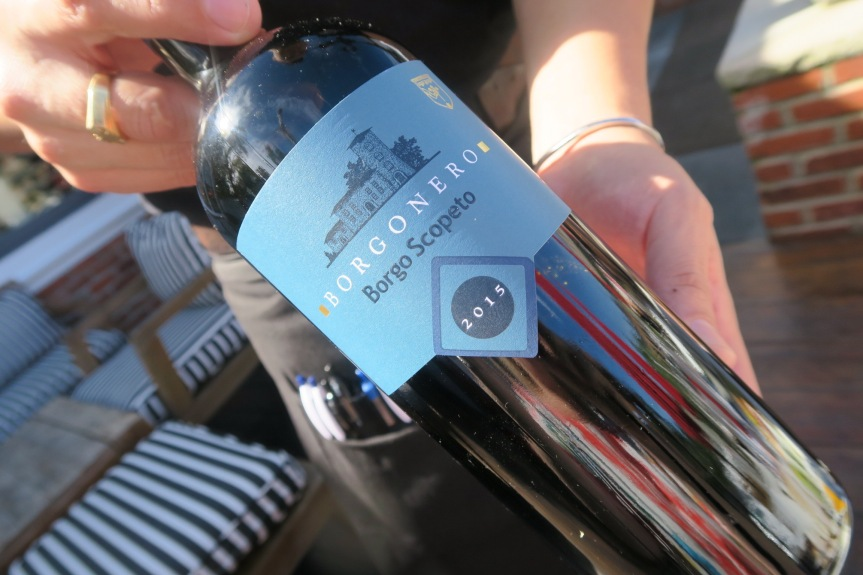 What I Didn't Want To Drink But Did